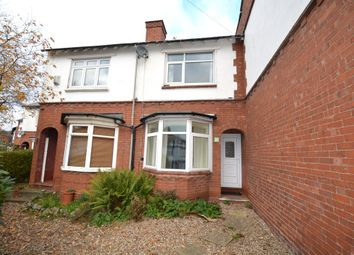 Thumbnail 3 bedroom terraced house for sale in Vicarage Road, Harborne, Birmingham
