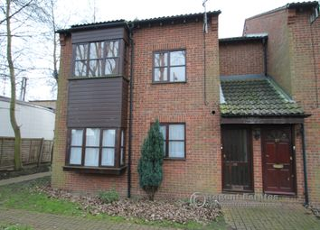 Thumbnail 1 bed maisonette to rent in Runnymede Court, Runnymede Road, Stanford Le Hope, Essex