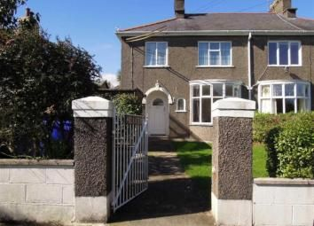 Thumbnail 3 bedroom semi-detached house for sale in Hill View Crescent Road, Ramsey, Isle Of Man