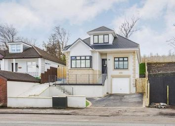 Thumbnail 5 bed detached house for sale in Menock Road, Glasgow, Lanarkshire