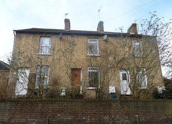 Thumbnail 2 bed terraced house to rent in Newton Road, Bletchley, Milton Keynes