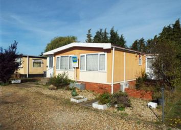 Thumbnail 2 bed mobile/park home for sale in Rozel Court, Beck Row, Mildenhall, Bury St Edmunds, Suffolk