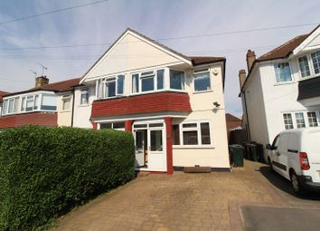 Thumbnail 3 bed terraced house for sale in Kingswood Close, Dartford