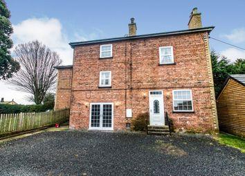 Thumbnail 4 bedroom detached house for sale in Kettlethorpe Lane, Kettlethorpe, Lincoln