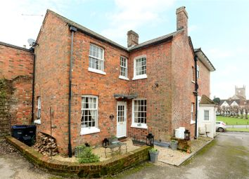 Thumbnail 2 bed semi-detached house for sale in The Green, Marlborough, Wiltshire