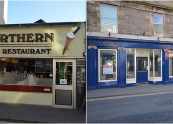 Thumbnail Restaurant/cafe for sale in High Street, Forres, Moray