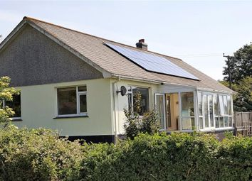 Thumbnail 4 bed detached bungalow for sale in Wheal Vor, Breage, Helston, Cornwall