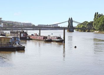 Thumbnail Houseboat for sale in Hope Pier, Lower Mall, Hammersmith