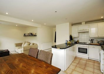Thumbnail 1 bed flat to rent in Normand Lodge, Greyhound Road, London