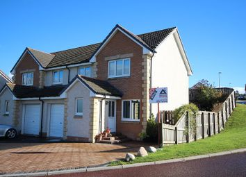 Thumbnail 3 bed semi-detached house for sale in 88 Holm Farm Road, Culduthel, Inverness, Highland.