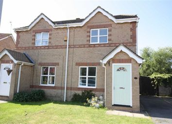 Thumbnail 2 bed semi-detached house to rent in Navigation Way, Victoria Dock, Hull