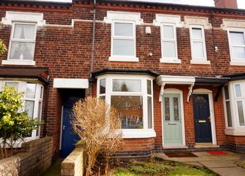 Thumbnail 2 bed terraced house to rent in Friary Road, Handsworth Wood, Birmingham