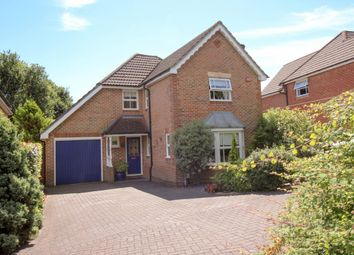 Thumbnail 4 bedroom detached house to rent in Peninsular Close, Camberley