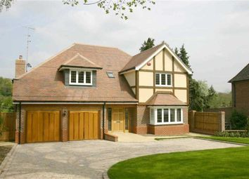 Thumbnail 5 bed detached house for sale in The Warren, Radlett, Herts