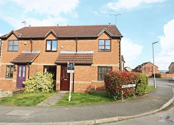 Thumbnail 2 bedroom town house to rent in Bamford Road, Inkersall, Chesterfield, Derbyshire