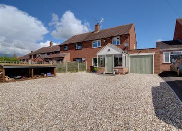 Thumbnail 3 bed semi-detached house for sale in Corsend Road, Hartpury, Gloucester