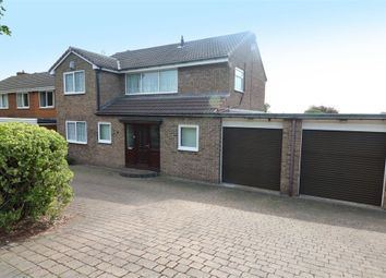 Thumbnail 4 bed detached house for sale in Stafford Drive, Moorgate, Rotherham, South Yorkshire