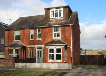 Thumbnail 3 bed semi-detached house for sale in 109 Downton Road, Salisbury