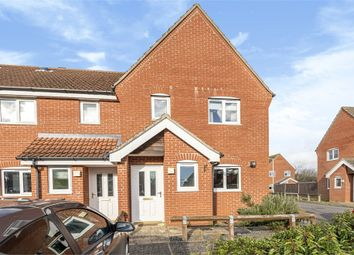 Thumbnail 2 bed end terrace house for sale in Cross Green, Old Newton, Stowmarket, Suffolk
