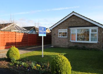 Thumbnail 2 bed bungalow for sale in Wheatfield Lane, Haxby, York