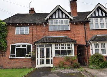 Thumbnail 2 bed terraced house for sale in Willow Road, Bournville, Birmingham