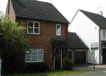 Thumbnail 3 bed property to rent in Elderberry Bank, Basingstoke, Hampshire