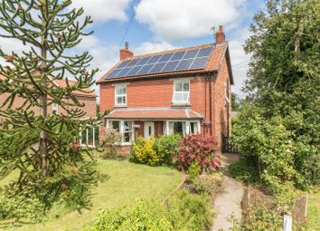 Thumbnail 3 bed detached house for sale in Brawby, Malton, North Yorkshire