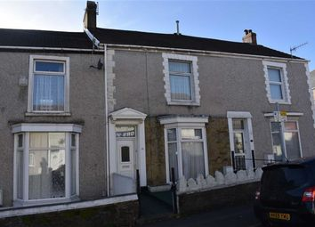 Thumbnail 3 bed terraced house for sale in Nicholl Street, Swansea