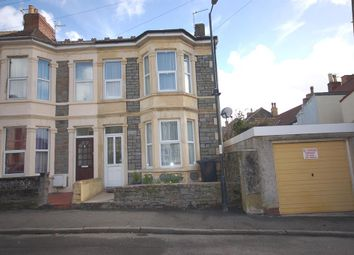 Thumbnail 2 bed end terrace house for sale in Kensington Road, St. George, Bristol