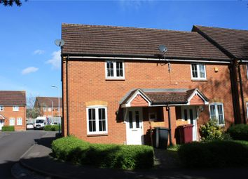 Thumbnail 2 bed end terrace house to rent in Swallows Croft, Reading, Berkshire