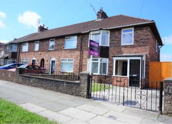 Thumbnail 3 bed terraced house for sale in Strawberry Road, Liverpool