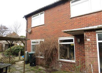 Thumbnail 2 bedroom end terrace house for sale in Plimsoll Avenue, Folkestone, Kent