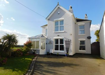 Thumbnail 3 bed detached house for sale in Carnhell Road, Carnhell Green, Camborne