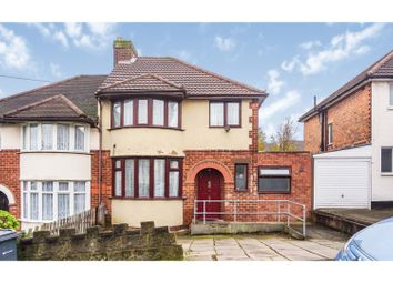 Thumbnail 3 bed semi-detached house for sale in Emery Close, Birmingham