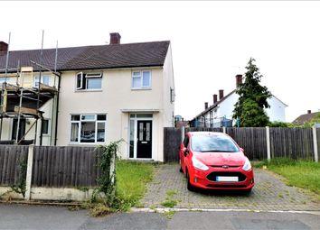 Thumbnail 3 bed end terrace house to rent in Garron Lane, South Ockendon