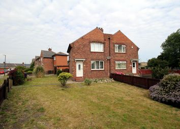 Thumbnail 2 bed semi-detached house for sale in Carley Road, Southwick, Sunderland