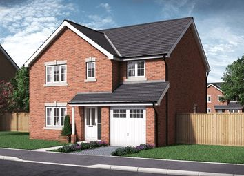 Thumbnail 4 bed detached house for sale in Cwm Heulwen - Harrowgate, Aberaman, Aberdare