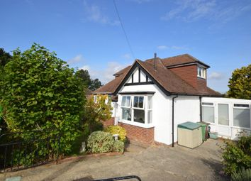 Thumbnail 4 bed bungalow for sale in Fairfield Avenue, Tunbridge Wells