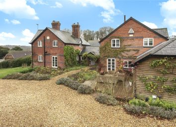 Thumbnail 4 bed detached house to rent in Northington, Alresford, Hampshire