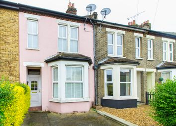 Thumbnail 3 bed terraced house for sale in High Street, Shoeburyness