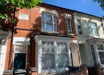 Thumbnail 2 bed terraced house for sale in Walton Street, Leicester
