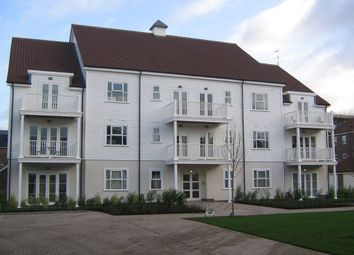 Thumbnail 1 bed flat to rent in Beaumont Drive, The Hamptons, Worcester Park