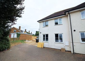Thumbnail 3 bed end terrace house for sale in Jubilee Avenue, Warboys, Huntingdon, Cambridgeshire.