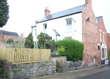 Thumbnail 2 bed cottage for sale in Welbeck Street, Whitwell, Worksop