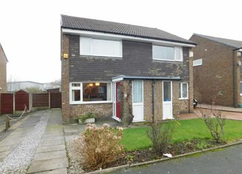 Thumbnail 2 bed semi-detached house for sale in Rodney Drive, Bredbury, Stockport