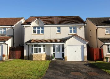 Thumbnail 4 bed detached house for sale in Robert Kay Place, The Inches, Larbert