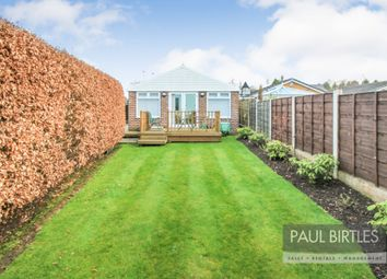 Thumbnail 2 bed bungalow for sale in Woodhouse Road, Davyhulme