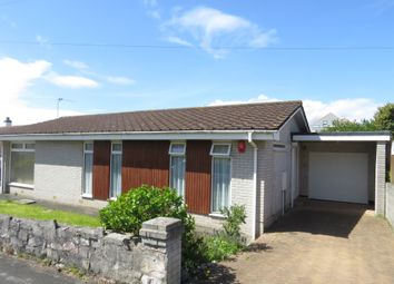Thumbnail 3 bed detached bungalow for sale in Mewstone Avenue, Wembury, Plymouth