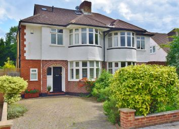 Thumbnail 4 bed semi-detached house for sale in Ormond Drive, Hampton