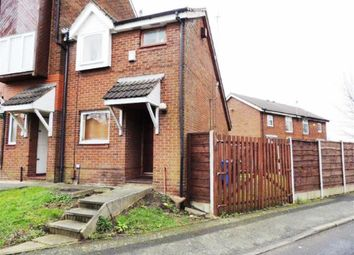 Thumbnail 1 bed end terrace house for sale in Tinningham Close, Openshaw, Manchester
